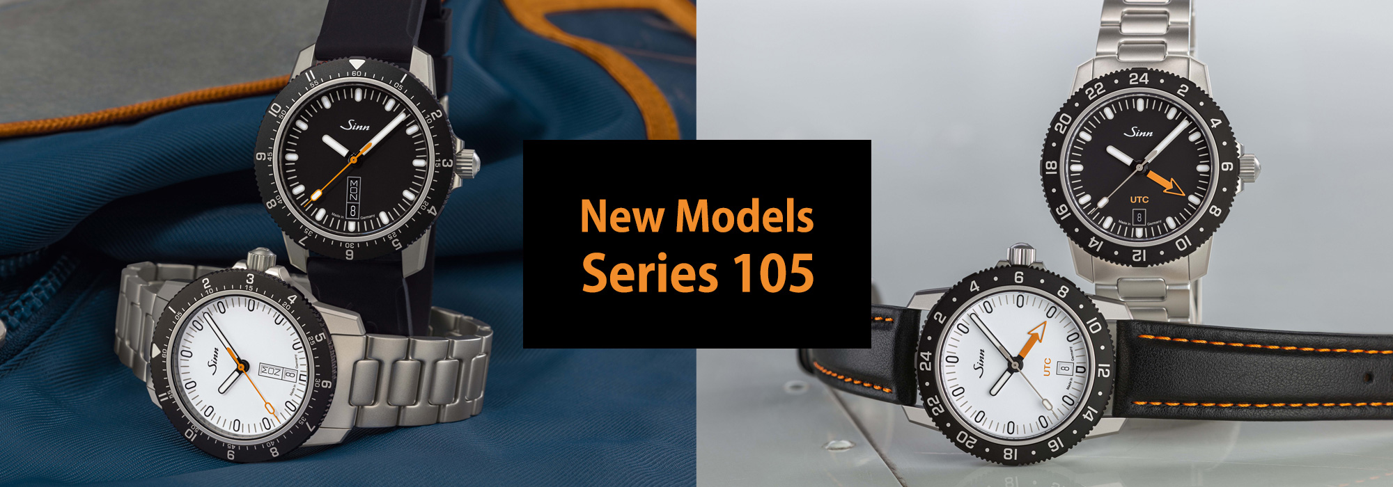 New Models Series 105